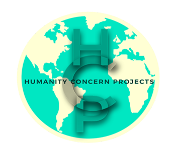 Humanity Concern P client logo